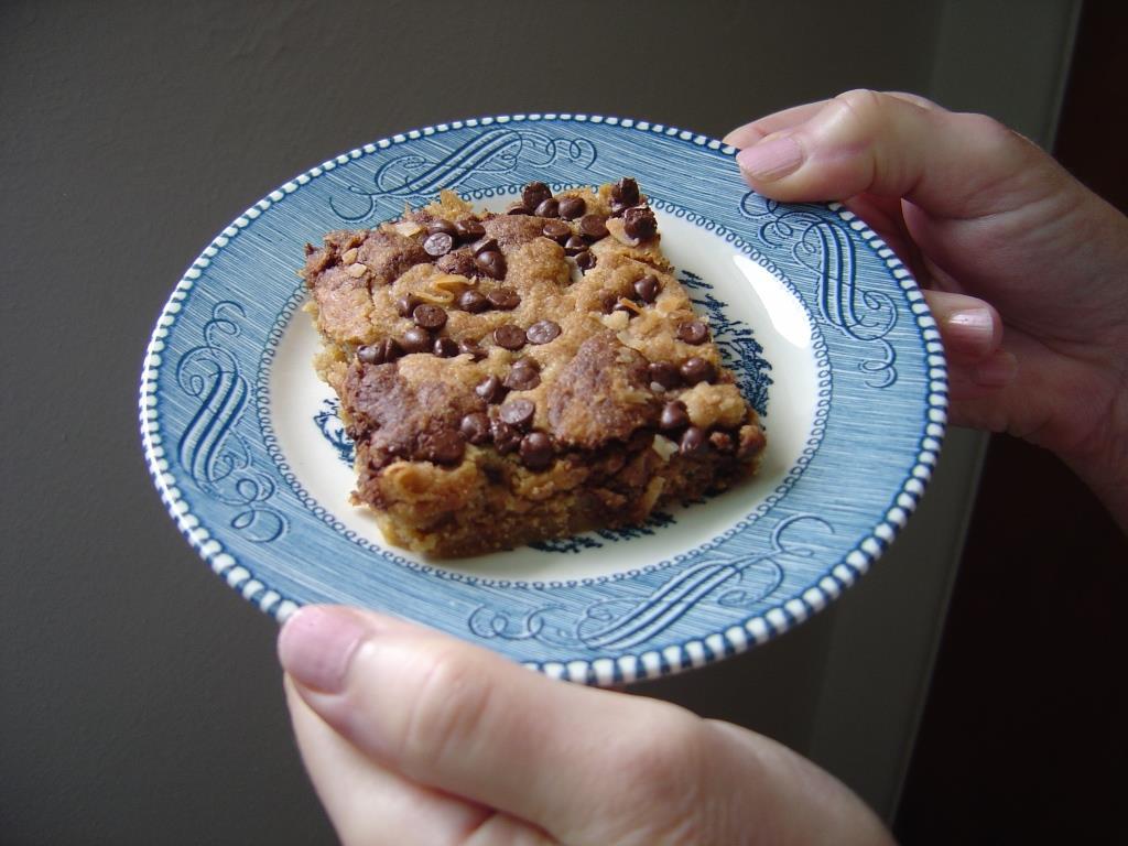 Low-Cholesterol Brownies