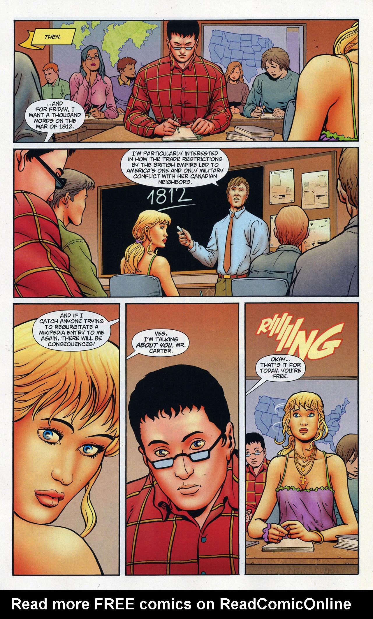 Superboy [I] Issue #3 #3 - English 19