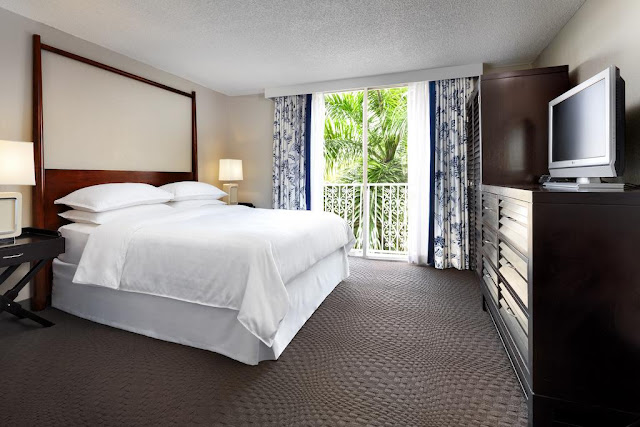 Sheraton Suites Fort Lauderdale at Cypress Creek: quarto