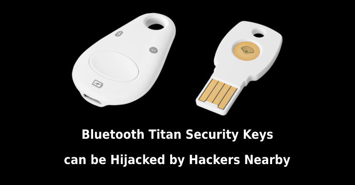 Titan Security Keys