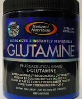 glutamina para ganar masa muscular