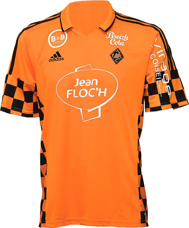9c758bc1d3 Adidas divulga a terceira camisa do FC Lorient - Show de Camisas
