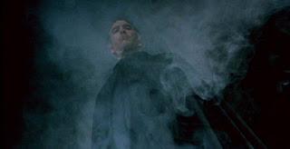 """Capture écran de Christopher Lee dans l'un des films """"Dracula"""""""