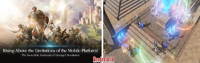Download Lineage2 Revolution Apk data Full v0.15.8 Terbaru