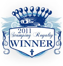 Stamping Royalty Winner