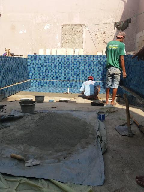 Pemasangan Keramik