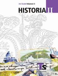 Historia Volumen II Libro para el Alumno Tercer grado 2018-2019 Telesecundaria