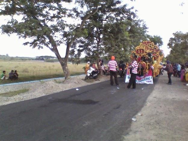 Kereta SDn Mulyoagung 1 Karnaval Singgahan tuban