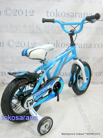 12 Inch Pacific Astrio Kids Bike