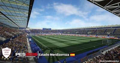 PES 2019 Stadium Mendizorrotza by Arthur Torres