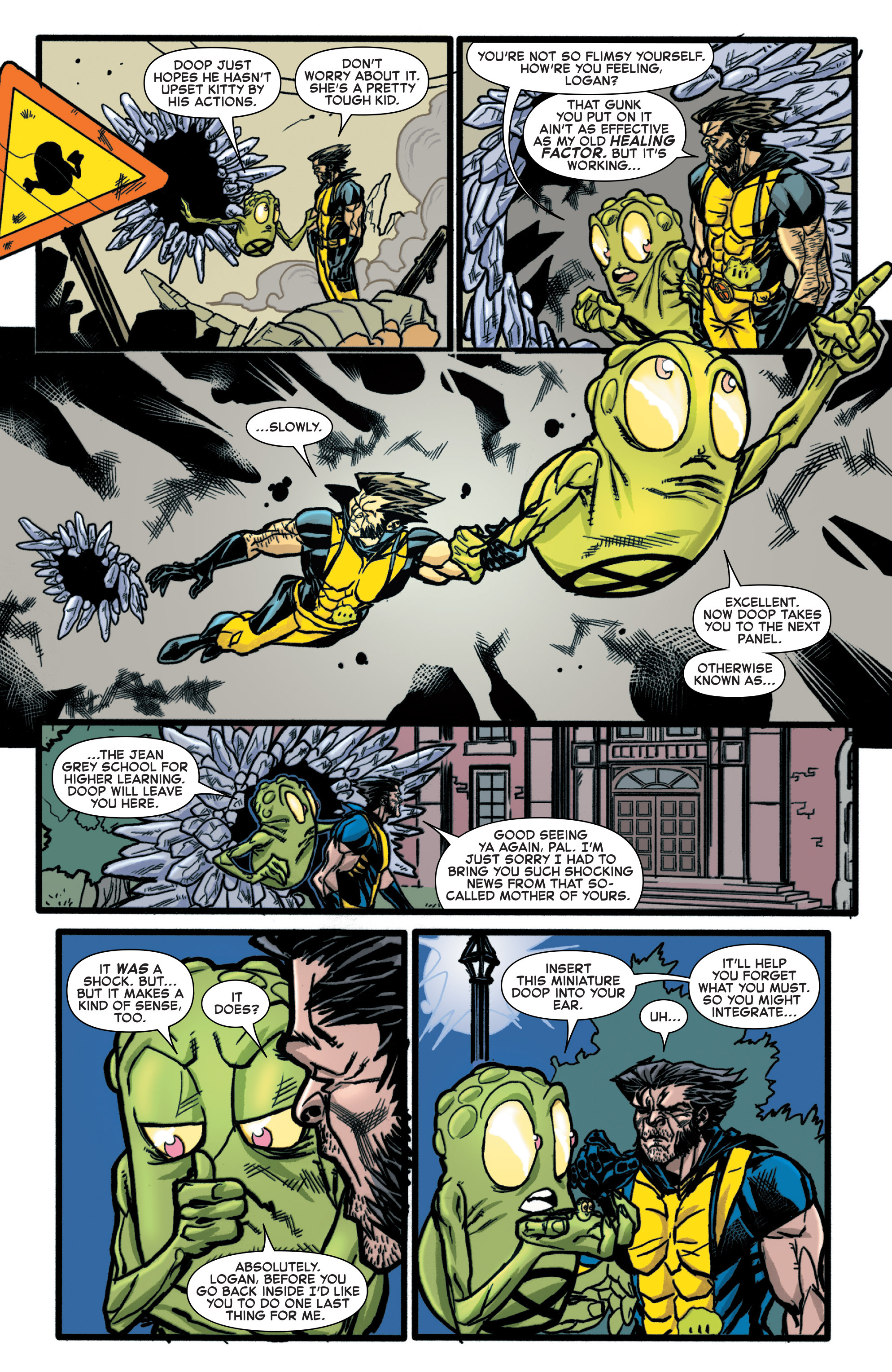Read online All-New Doop comic -  Issue #5 - 13