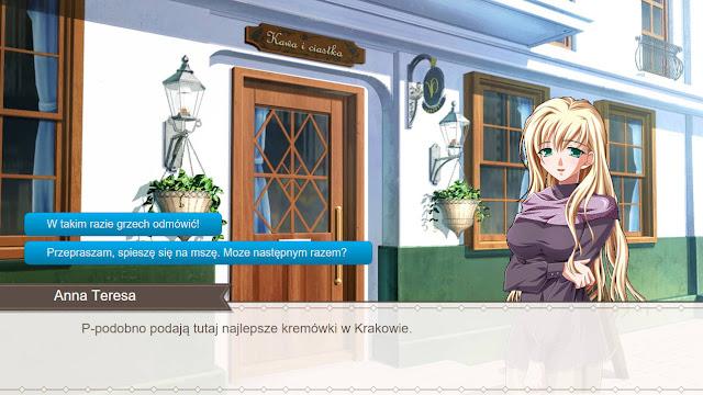 Screen z gry Karol Wojtyła: Totus Tuus