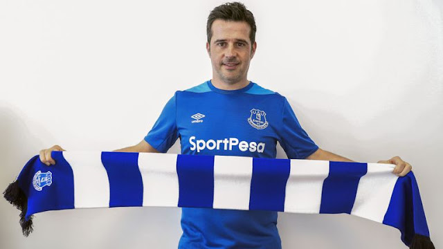 Marco Silva appointed as new everton manager