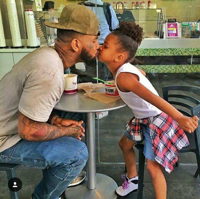You Obviously Have Daddy Issue - Rapper The Game Blasts ...