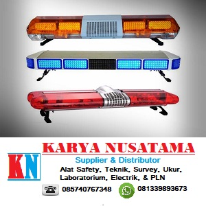Jual Lampu Strobo Patwal Polisi 12v Warna Biru di Makasar