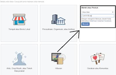 Cara Mudah dan Benar Membuat Auto Post Blog ke Fanspage Facebook