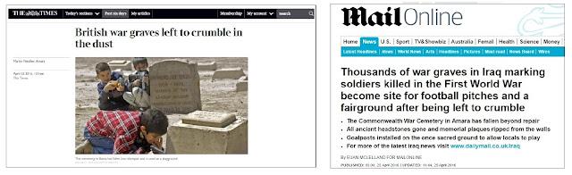 war graves stories