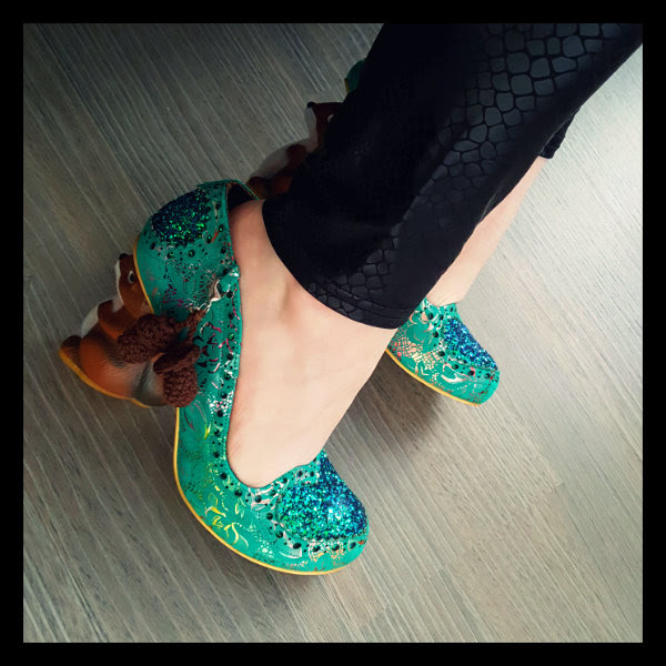 wearing irregular choice nibbles mcnutty too big