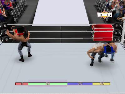 WWE 2k18 Impact Mod For WWE Raw 2002