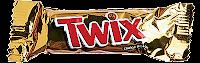 Twix Mini: 50 calorias