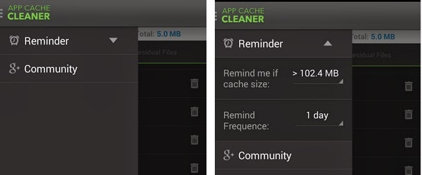 tips trik, Error Instalasi, aplikasi android, App Cache Cleaner, Cache, 1Tap Clean, android