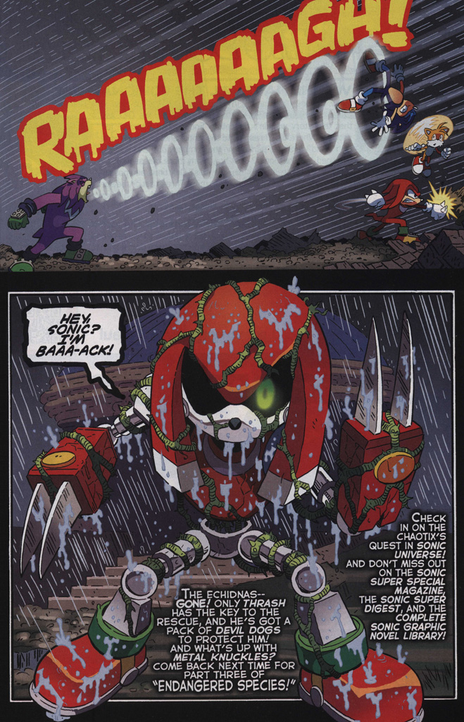Read online Sonic The Hedgehog comic -  Issue #244 - 31