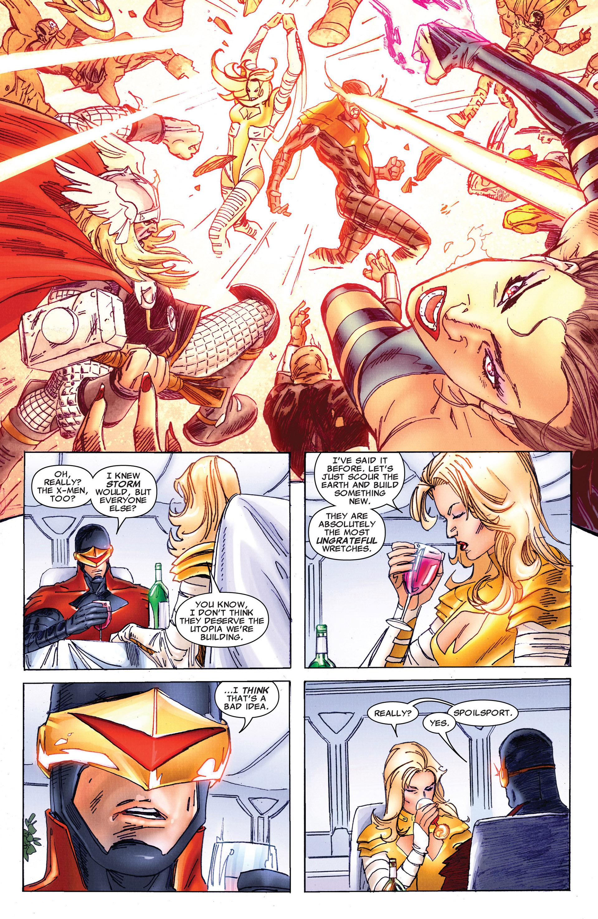 Read online Uncanny X-Men (2012) comic -  Issue #18 - 17