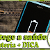 Protege a saúde da bateria e Calibrada + 🏆 DICA