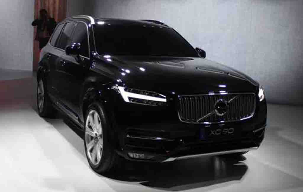 2017 Volvo Xc90 T8 Changes Redesign And Release Date Cars News Spesification