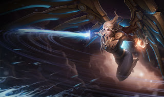 Aether Wing Kayle Skin