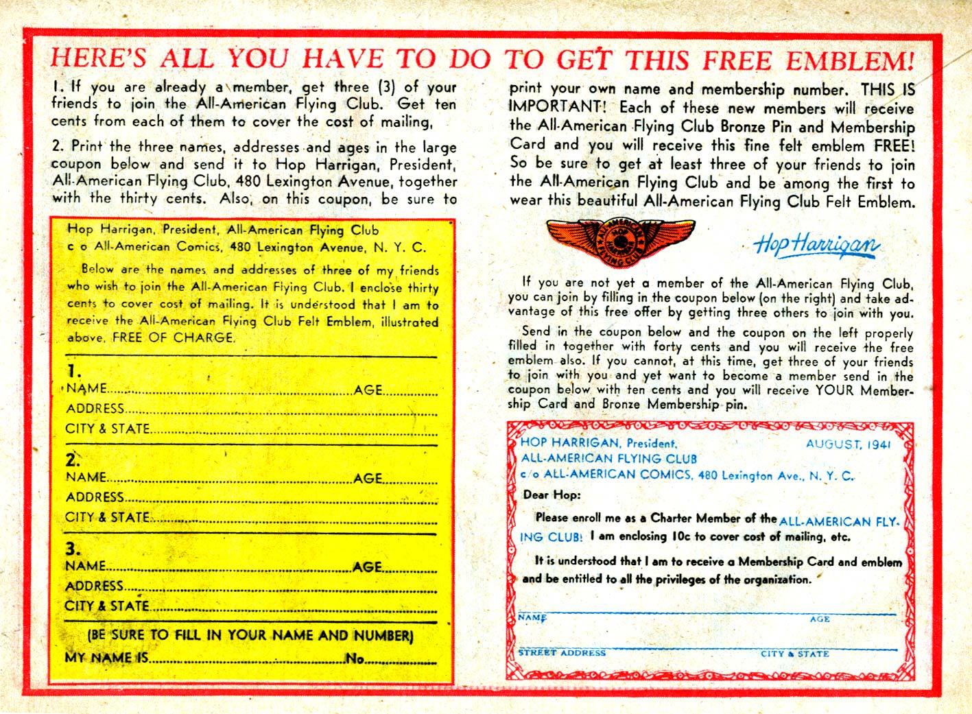 Read online All-American Comics (1939) comic -  Issue #29 - 32