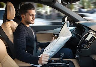 Cómo se preparan las marcas de coches para el coche autónomo