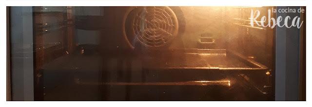 Receta de pan de pita: el horno
