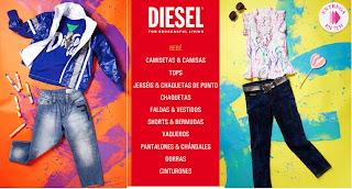 Oferta de la marca Diesel