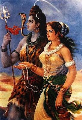 Shiva Parvati Picture Hartalika Teej Vrat