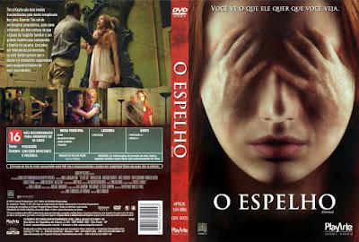 Filme O Espelho (Oculus) DVD Capa