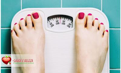 Como arrotar pela perda de peso