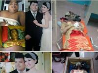 Sedih bangat !!! Sepekan lagi pesta pernikahan, Sicewek meninggal dan si cowok sekarat