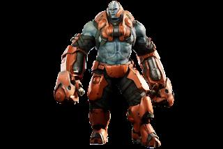 steel heroe de paragon