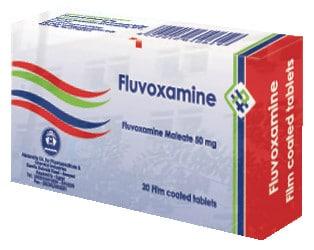 فلوفوكسامين Fluvoxamine لعلاج الأكتئاب