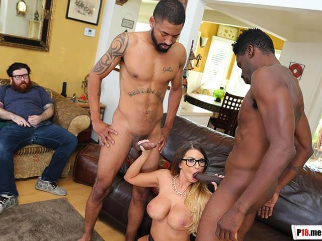 CuckoldSessions - Brooklyn Chase