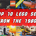 Top 10 LEGO Sets From the 1980s
