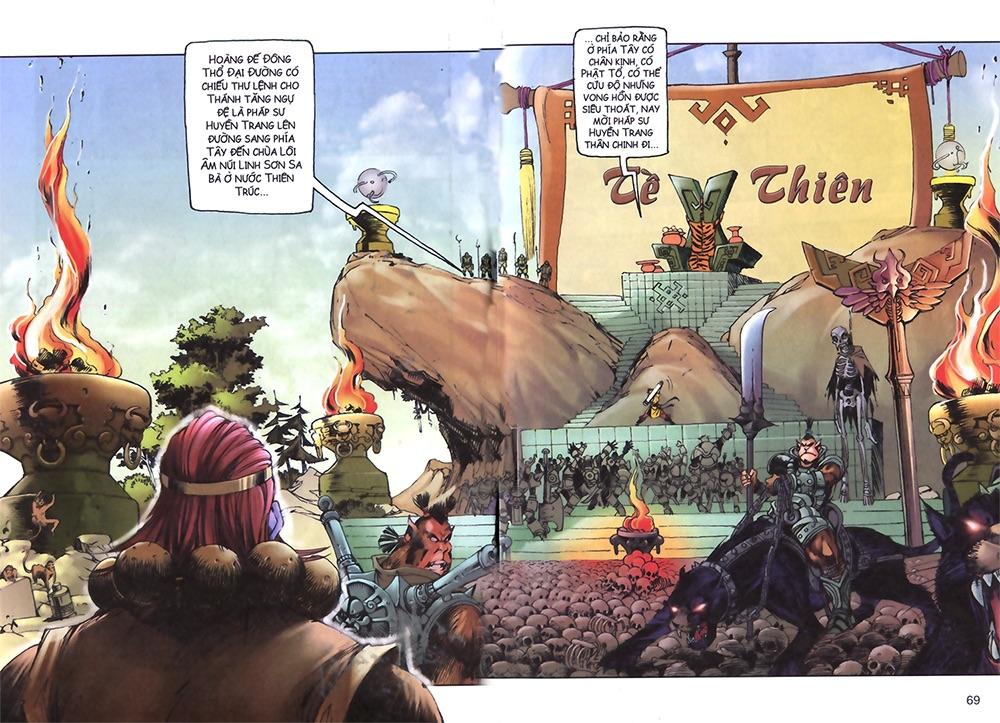 Tây Du Ký màu - Chapter 102 - Pic 38