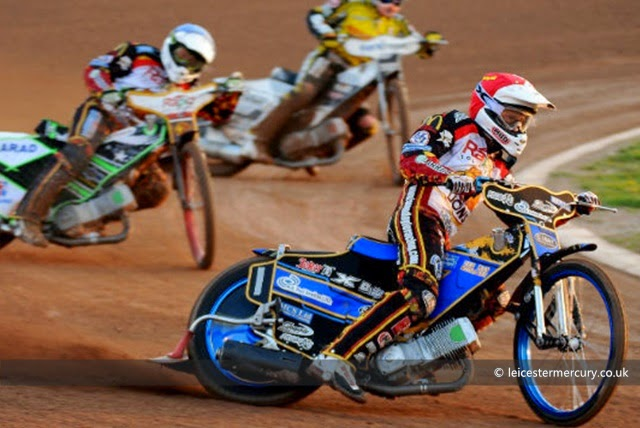 Tesztmeccs:Leicester Lions-Coventry Bess 63-27