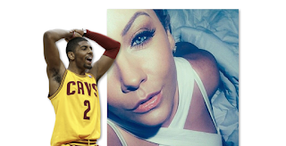 Andrea Wilson Kyrie Irving Baby Mama