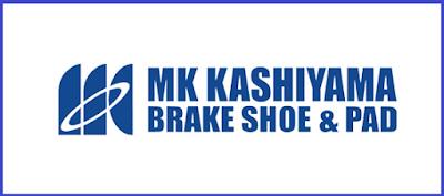 MK Kashiyama Merek Spare Part Mobil untuk Rem Cakram
