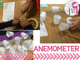 Weather Science Experiment-- Weather Teaching Activities:  Science and reading hands-on activities for students to learn about the different weather patterns.