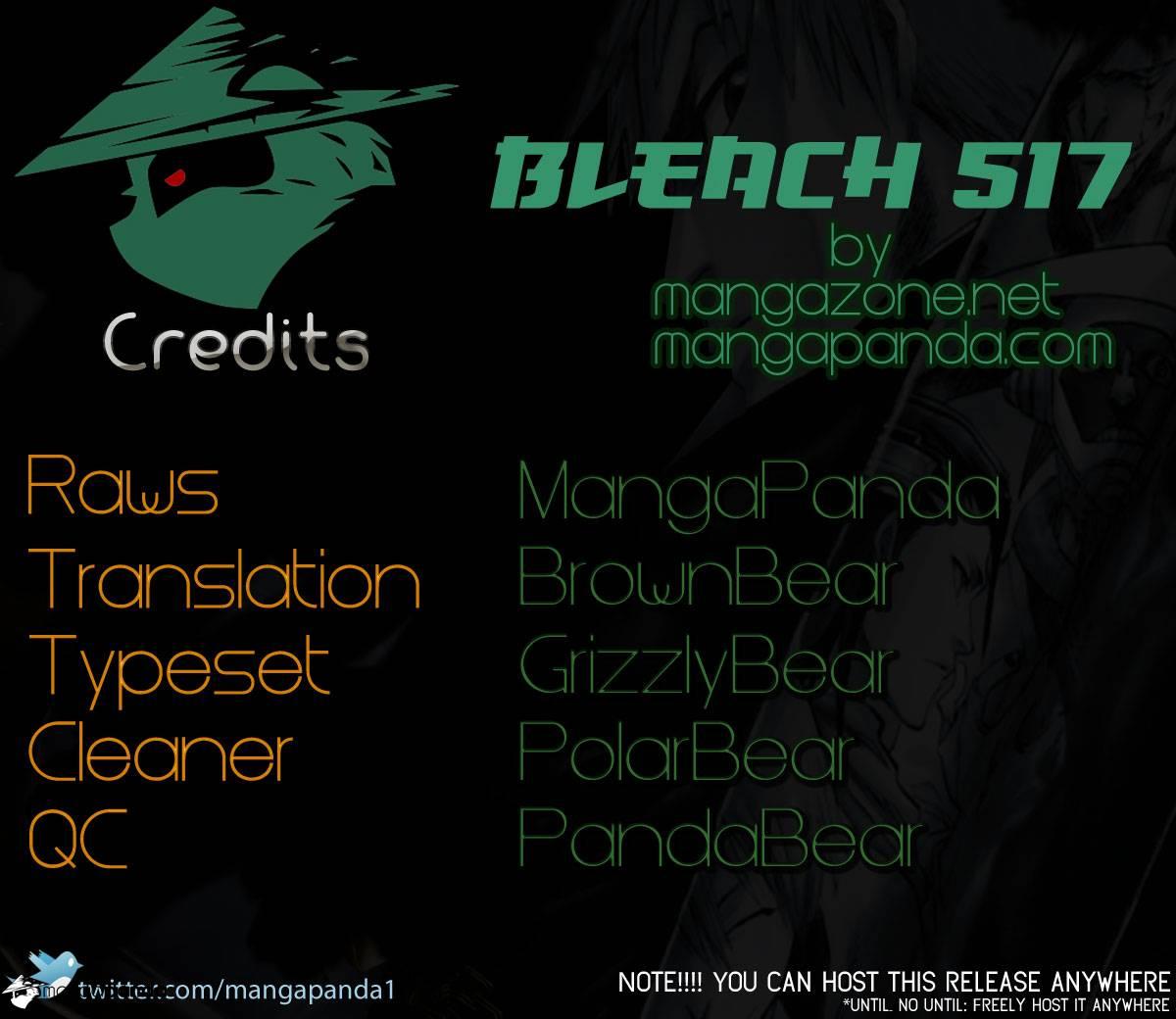 Bleach chapter 517 trang 21