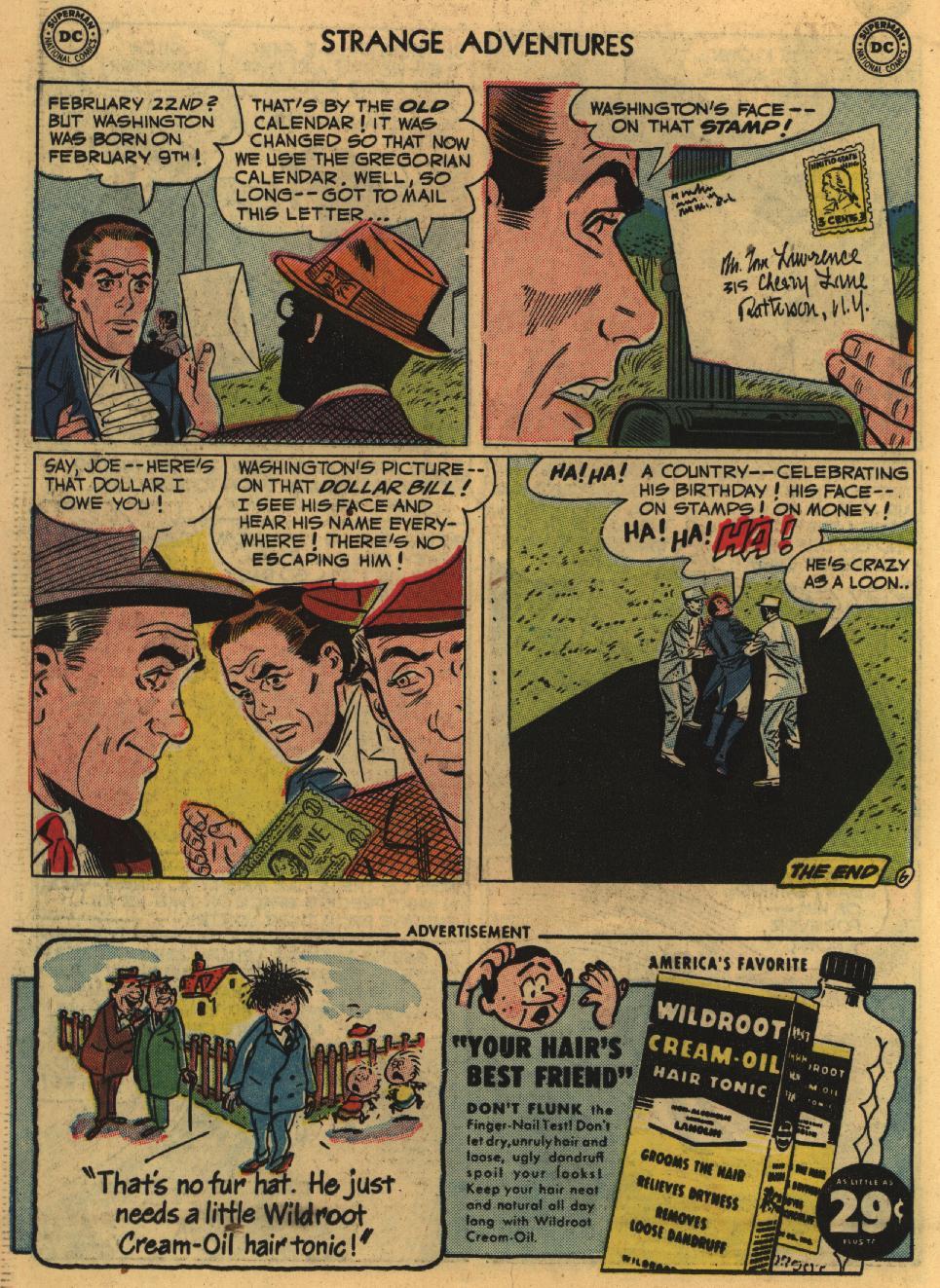Strange Adventures (1950) issue 26 - Page 18