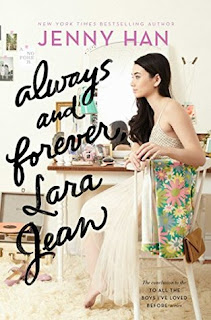 Always and Forever, Lara Jean by Jenny Han US Cover
